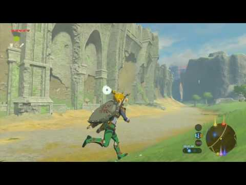 BotW Wii U Part 54 - Return to the Plateau