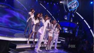 American Idol Top12 Performs Keeping The Dream Alive on Idol Gives Back