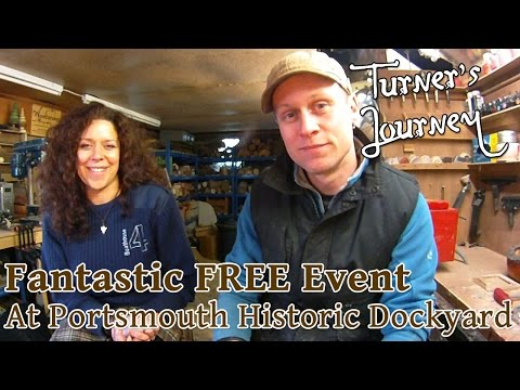 E37 Portsmouth Event News and YouTube Essays