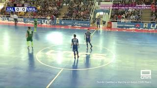 Fútbol Sala | FS Valdepeñas - CD UMA Antequera. Castilla - La Mancha Media.