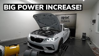 homepage tile video photo for MY M2 COMPETITION MAKES 500WHP!!!