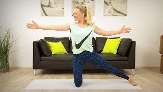 Stretching Übungen Pilates mit Linda Penkhues