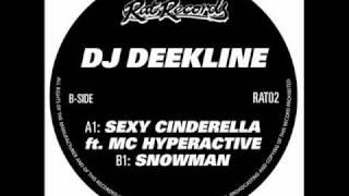 UK Garage - DJ Deekline & MC Hyperactive - Sexy Cinderella