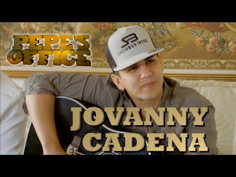 JOVANNY CADENA EN EXCLUSIVA - Especial Pepe's Office