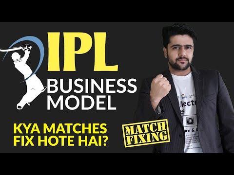IPL Business Model | Case Study