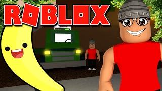 ROBLOX-The big Banana and Bilu truck (TreeLands) #3