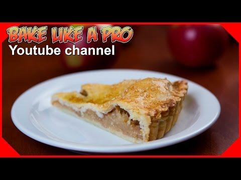 Easy Apple Pie Recipe AND NO Fail Butter Pie Dough Recipe Part 2
