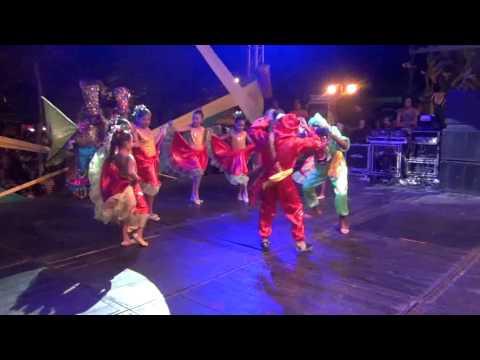 Bando y Coronación Infantil Puerto Colombia 2013.