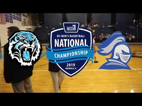 2018-19 Grace Christian Men's Basketball Highlights