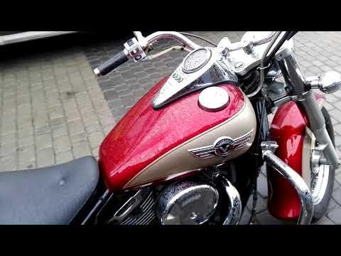 Salem Motocykle Kawasaki Vn 800 Vulcan 2001r For Sale Youtube