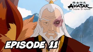 Legend Of Korra Season 3 Episode 11 - TOP 5 Fandom Heart Attacks
