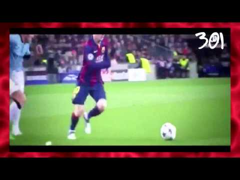 Lionel Messi Hacking James Milner, Pep Guardiola impressed  2015 