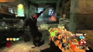 Mob of the Dead Solo Round 93 D/C (=Deconnection)