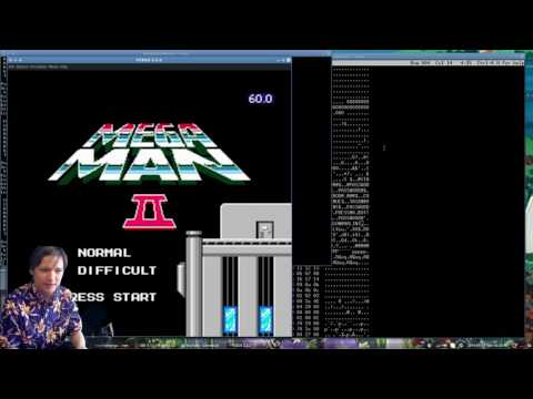 Live stream: Creating a Mega Man 2 ROM hack/translation