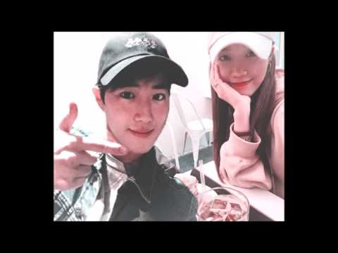 Baekhyun like to tease Suho for Eunji - YouTubeEunji And Baekhyun