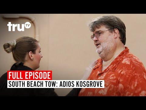 South Beach Tow | Season 6: Adios Kosgrove | Watch the Full Episode | truTV