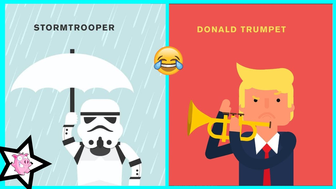 Clever Visual Puns That Will Make You Smile