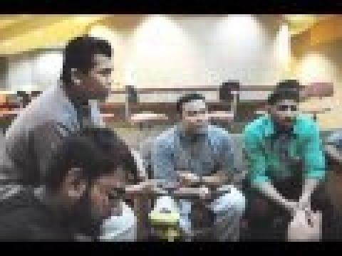 UNICtv - Acapella Training 'Give Thanks To Allah' UNIC & Bro Zain