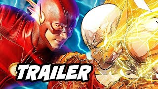 The Flash Season 5 Episode 17 Trailer - Godspeed and The Flash Movie Breakdown