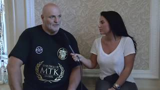 EMOTIONAL! JOHN FURY OPENS UP ON TYSON FURY OVERCOMING HIS PERSONAL STRUGGLES