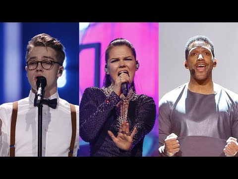 Eurovision 2018 Grand Final Dress Rehearsal LIVE STREAM