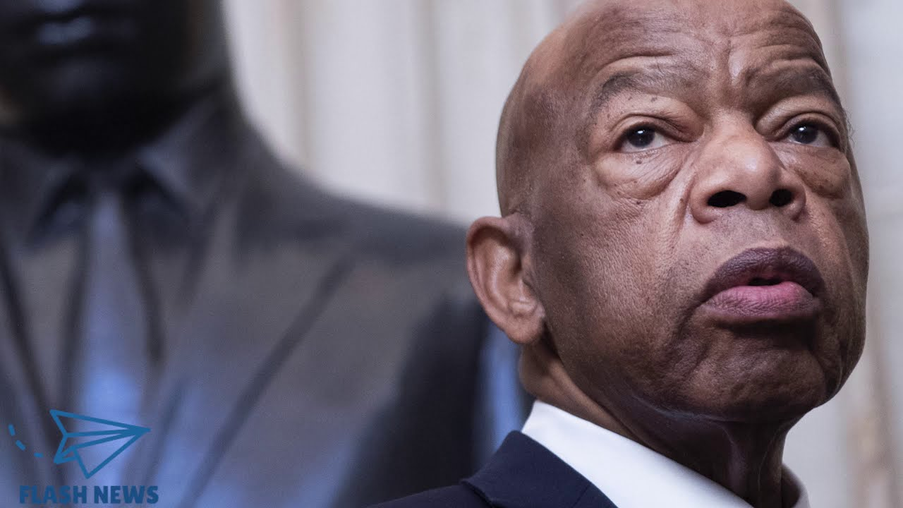 John Lewis Is Not Dead, Chief of Staff Says