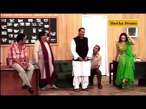 Best Of Abid Kashmiri and Naseem Vicky New Pakistani Stage Drama Full Comedy Clip 2018