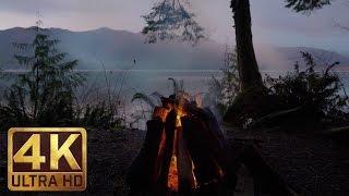 fireplace music