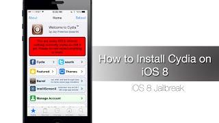 How to install Cydia on iOS 8 – iOS 8.1