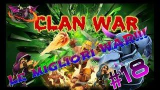 Clash of Clans-Attacchi in WAR#18[Brown-Pika-Gigi]