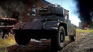 Armored Car Mk.II AA КОГДА ЗСУ ЛУЧШЕ ТАНКА | Лучший бой War Thunder #130