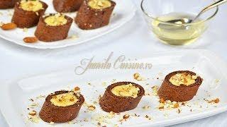 Clatite cu ciocolata si banane | JamilaCuisine