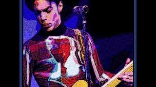 Prince Album Art Discography 1978-2010
