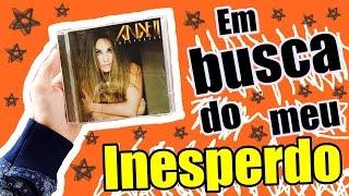 Baixar Anahí - Inesperado CD - Livraria Cultura Recife Antigo