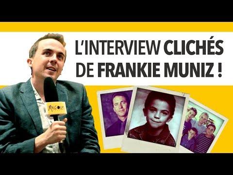 """L'interview clichés de Frankie Muniz, le héros de """"Malcolm"""" ! (sous-titres français)"""