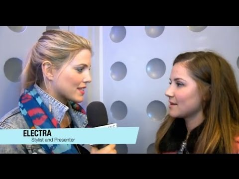 Beauty & Fashion Tips @ Ministry of Waxing New Store Opening - Clothes Show TV