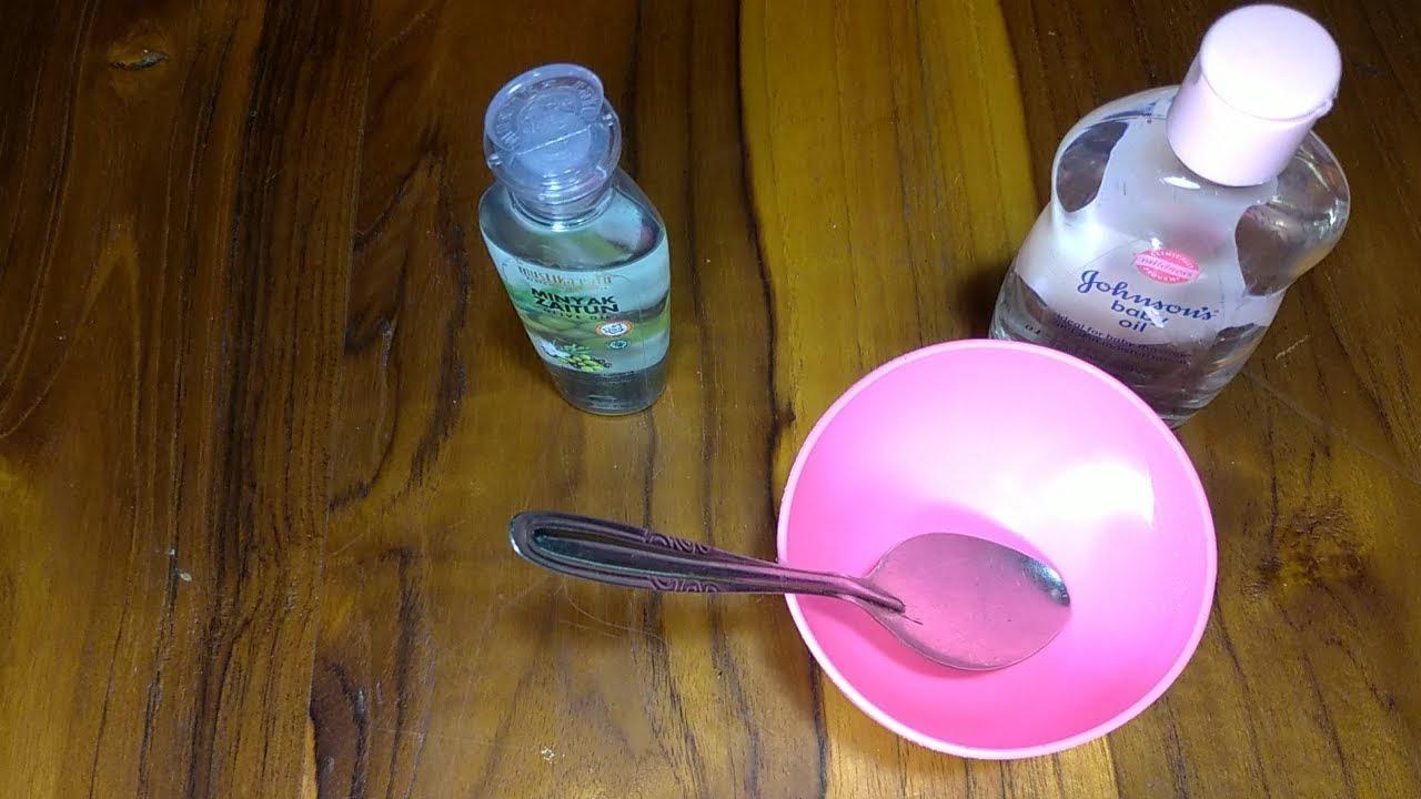 Cukup Dengan Minyak Zaitun Dan Baby Oil Komedo Langsung Kabur By Matutu Channel