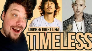 Baixar Mikey Reacts to 'Drunken Tiger - Timeless feat. RM of BTS'