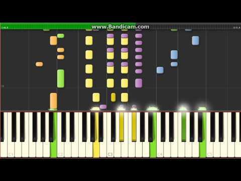Billy Joel - Uptown Girl Piano Tutorial