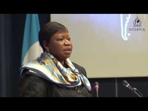 Fatou Bensouda, International Criminal Court Chief Prosecuto