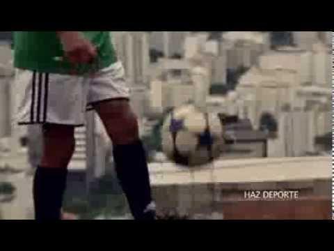 Adidas get ready! con el delantero brasileño Fred Chaves Guedes