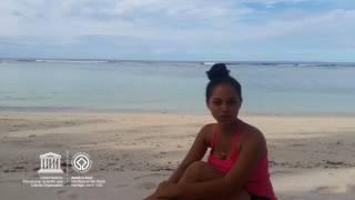 Nathalia #MyOceanPledge Aldabra Atoll World Heritage marine site