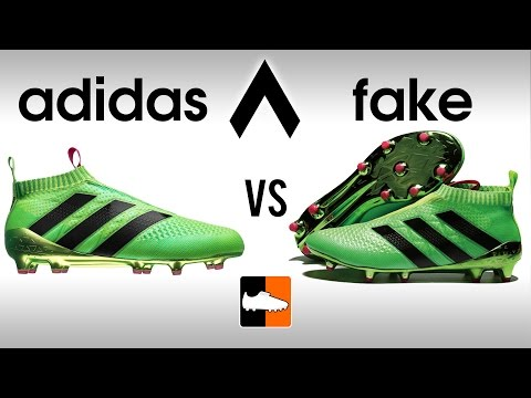 Fake vs. Real ACE16+ Purecontrol - How to avoid buying Replica adidas Ace 16 Football Boots
