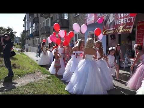 Видео Соликамск парад невест 2016