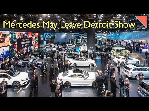 Mercedes May Drop Detroit, Tesla Model 3 Analysis - Autoline Daily 2288