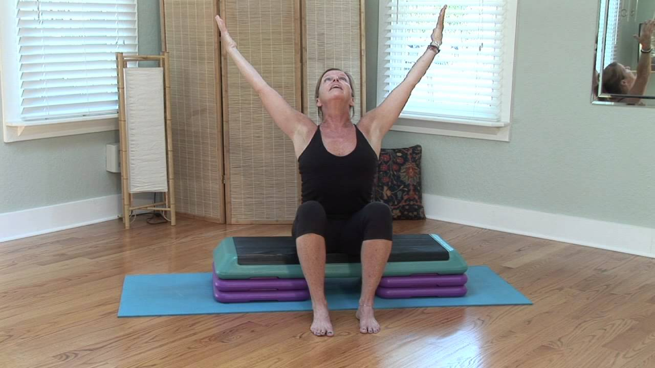Basic Yoga : Yoga Exercises for the Elderly - YouTube