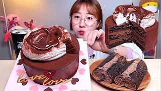 뚜레쥬르 생초코초코케이크 초코듬뿍초클레어 케이크 디저트…