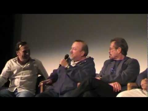 Exclusive Transformers Voice Actor Panel-Berger,Eiding,Burr,Ross,Part 1