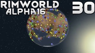 Прохождение RimWorld Alpha 16 EXTREME: #30 - РЕЙДЕРЫ ПСЕВДОИНТЕЛЛЕКТУАЛЫ!