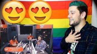 Erik Santos covers Where Do Broken Hearts Go LIVE on Wish 107.5 Bus | Reaction